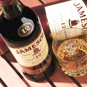 Le Whiskey d'Irlande