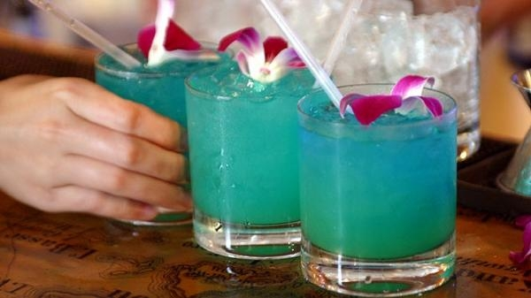 Blue Hawaiian, le cocktail bleu