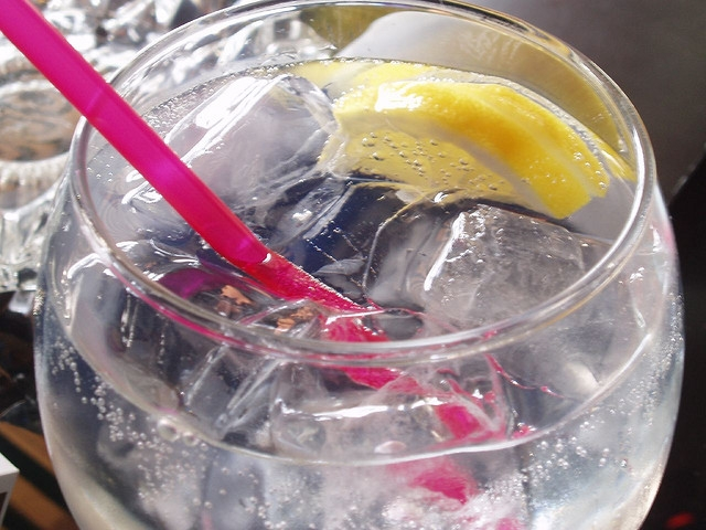 Le Gin Tonic, Le Cocktail à la mode…