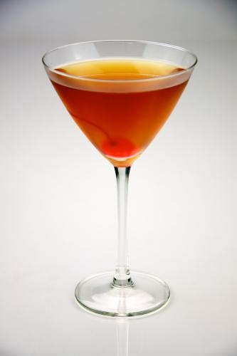 Le cocktail Rob Roy