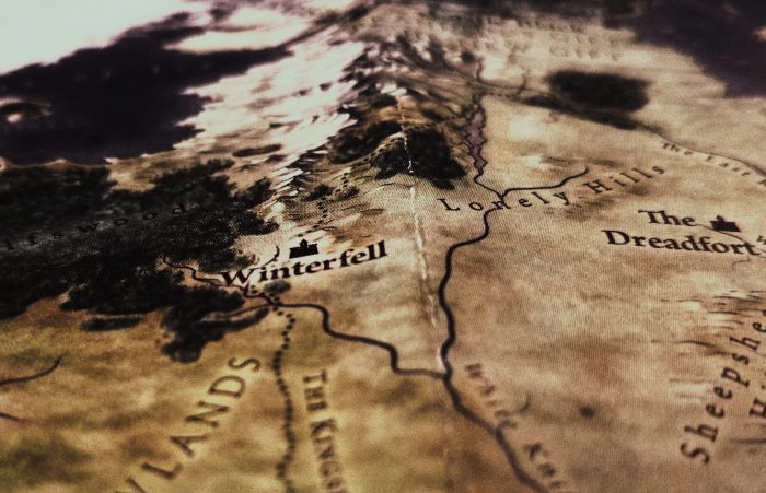 Game of Thrones : Un jeu de verres